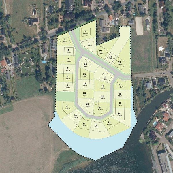 Nieuwbouwproject Eilandrijk Borgmeren in Harkstede GN
