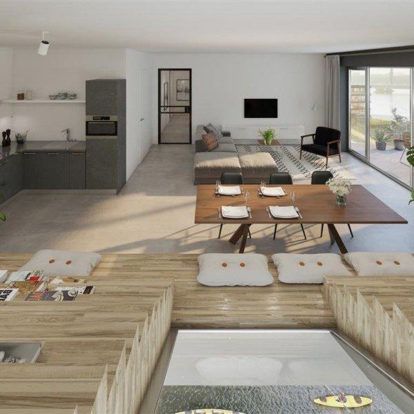 Nieuwbouwproject Sluishuis in Amsterdam
