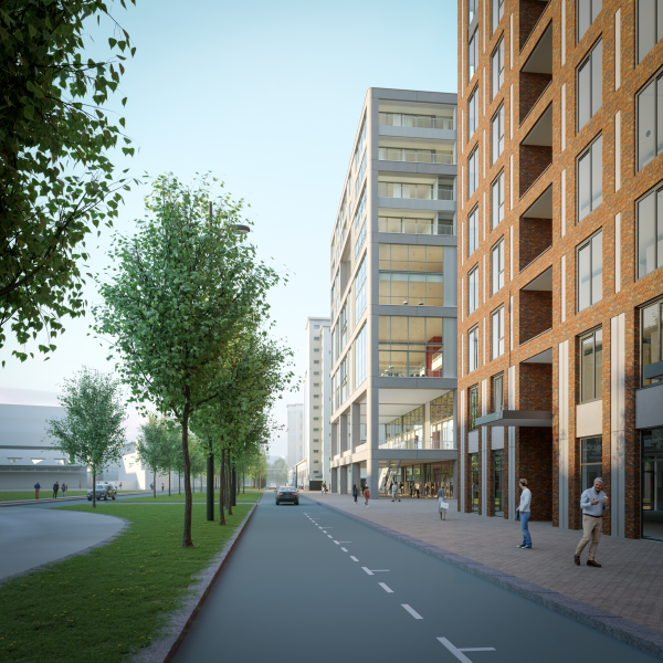 Nieuwbouwproject Eindhoven - Donna in Eindhoven