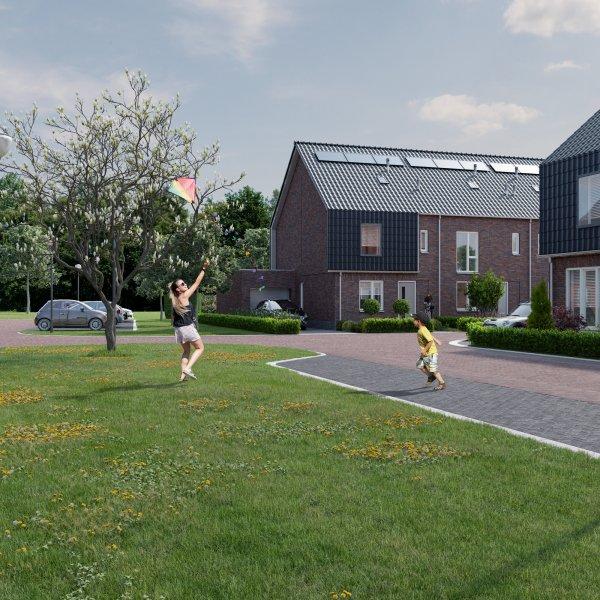 Nieuwbouwproject Hof van Campe cluster 7 in Ewijk