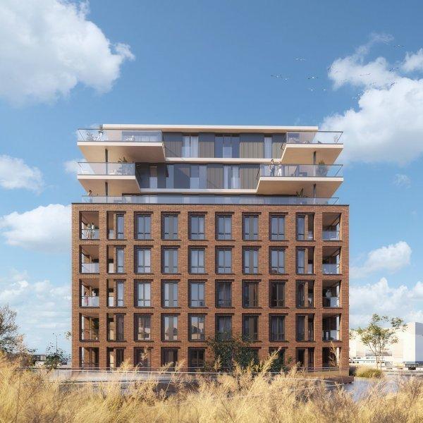 Nieuwbouwproject C-Dock in Vlissingen