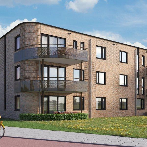 Nieuwbouwproject Vestepoort in Veendam