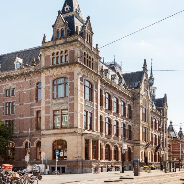 Nieuwbouwproject NASSAU 21 Ground floor apartments in Amsterdam
