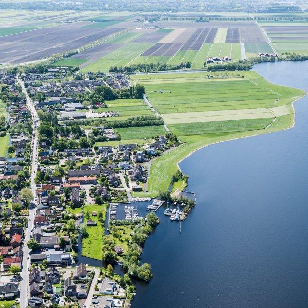 Nieuwbouwproject Het Raadhuis in Rijnsaterwoude