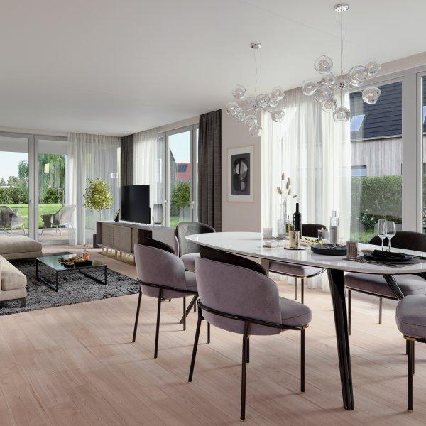 Nieuwbouwproject Claverveld II in Vlissingen