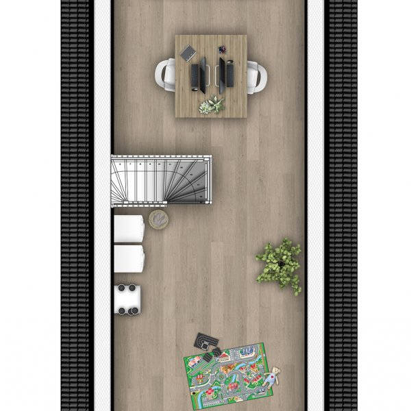 Nieuwbouwproject De Oostergast | Noorderlicht-Atlasstraat in Zuidhorn