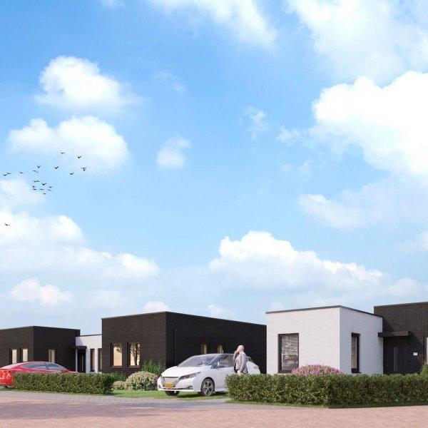 Nieuwbouwproject Buitenwoel in Veendam