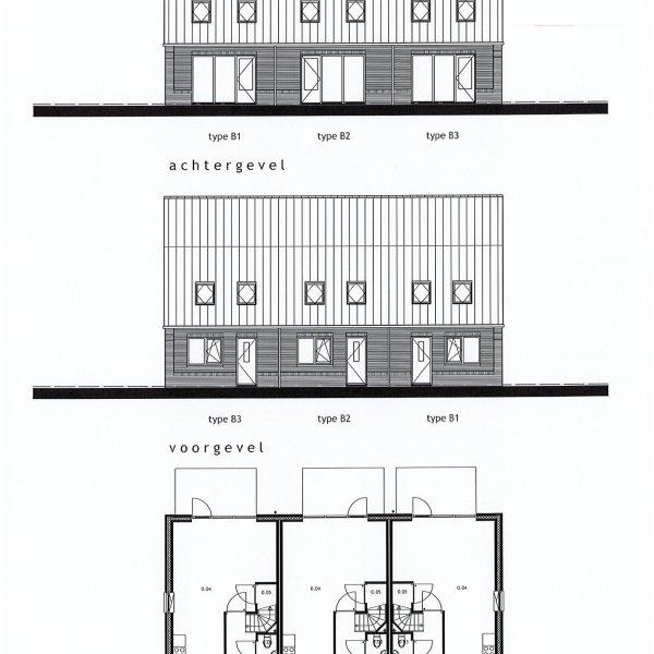 Tussenwoning B, bouwnummer 5