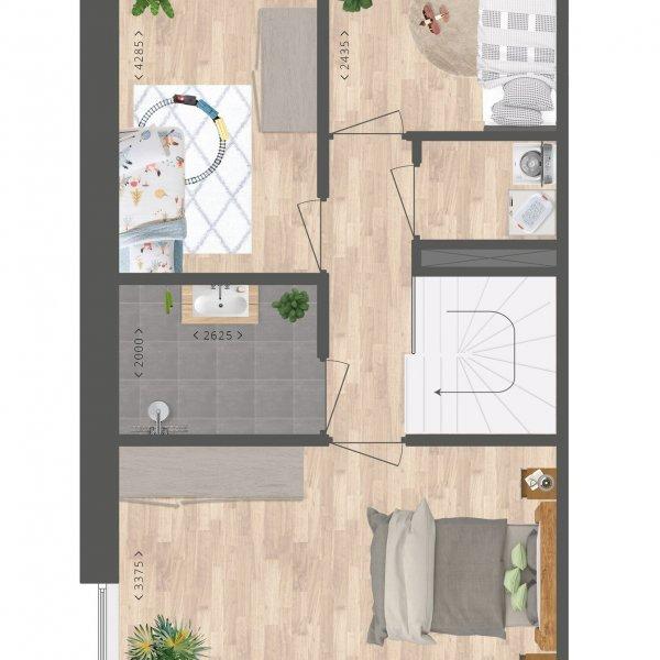 Parkwoningen, bouwnummer 23