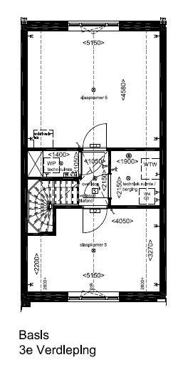 Herenhuizen  (fase 1), bouwnummer 3
