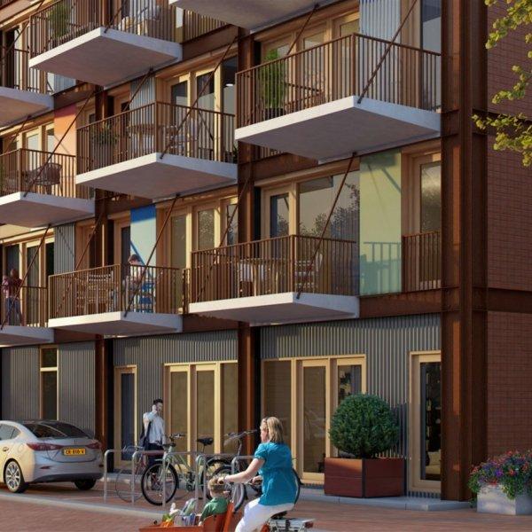 Compacte appartementen, bouwnummer 7
