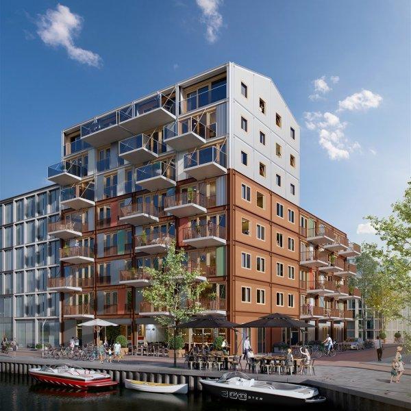 Medium appartementen, bouwnummer 4