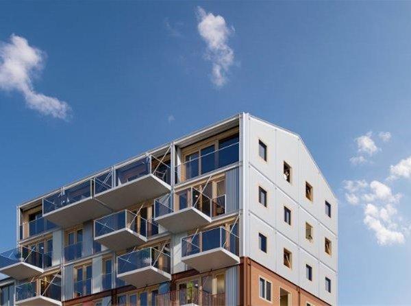 Penthouses, bouwnummer 34