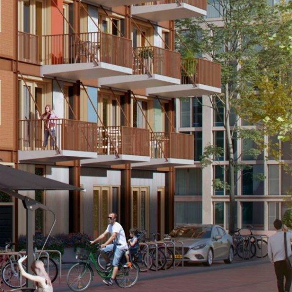 Compacte appartementen, bouwnummer 24