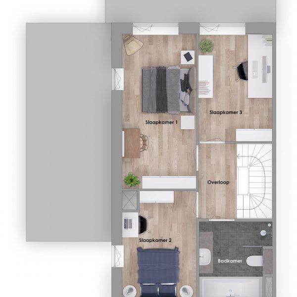 Smaragd, bouwnummer 215