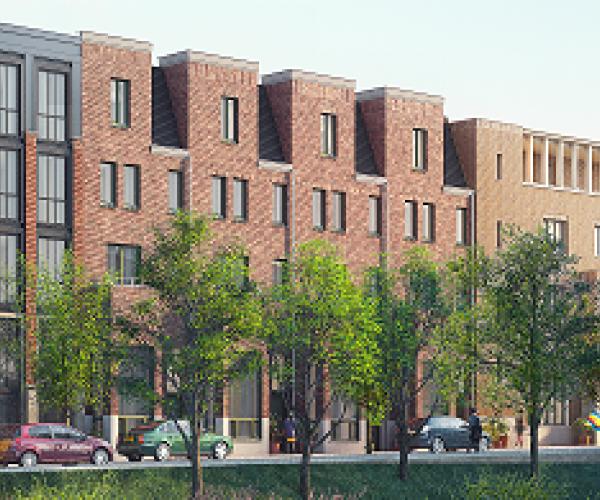 Type D - Herenhuis (blok G14), bouwnummer 7