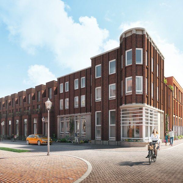 Type A Herenhuis (blok G14 en H10), bouwnummer 16