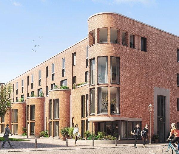 Type I Herenhuis (blok G14 en H10), bouwnummer 22