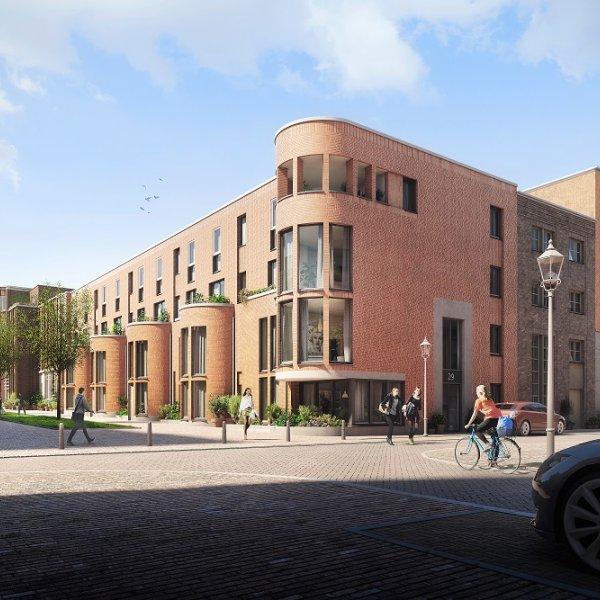 Type I Herenhuis (blok G14 en H10), bouwnummer 25