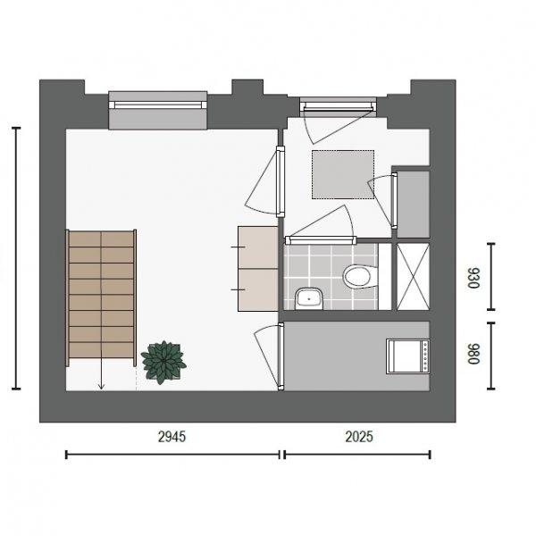 Type A Herenhuis (blok G14 en H10), bouwnummer 37