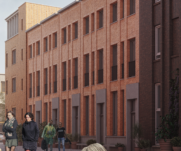 Type A Herenhuis (blok G14 en H10), bouwnummer 53
