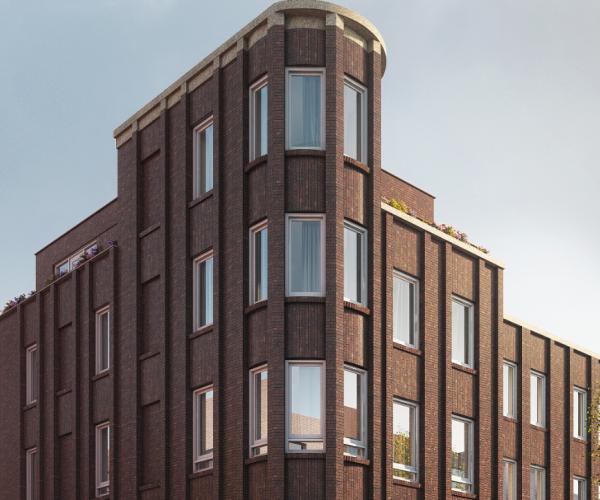 Type O Beneden- en bovenwoning (blok G14), bouwnummer 19