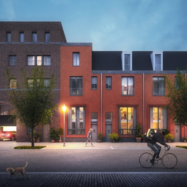 Type E 3-kamer appartement (blok G14), bouwnummer 3