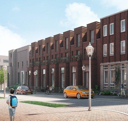 Type I Herenhuis (blok G14 en H10), bouwnummer 62