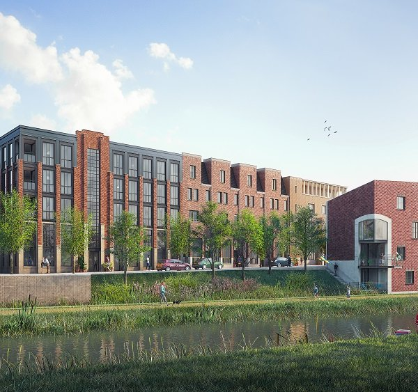 Type I Herenhuis (blok G14 en H10), bouwnummer 64