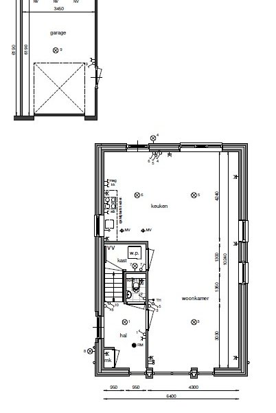 Vrijstaande woningen, bouwnummer 7