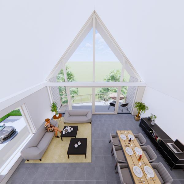 Penthouse, bouwnummer 9