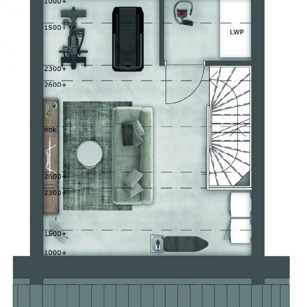 Singelwoningen, bouwnummer 4