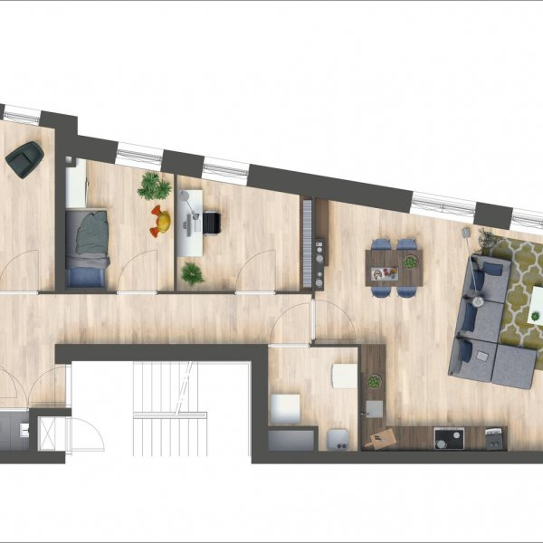 Appartementen, bouwnummer 27
