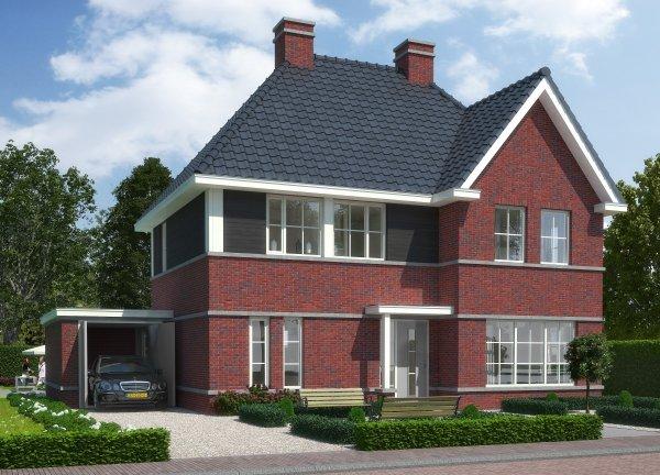 Vrijstaande woningen, bouwnummer 16