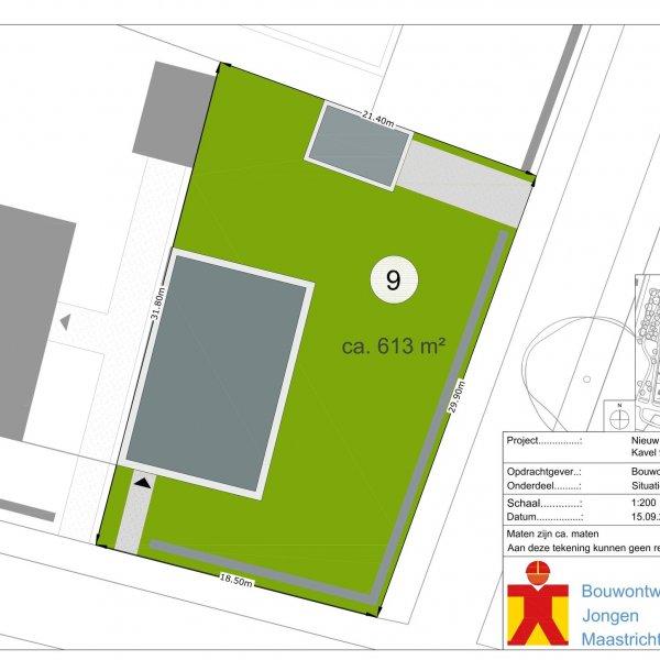 Nieuw Stalberg, fase 2, 15 bouwkavels, bouwnummer 9