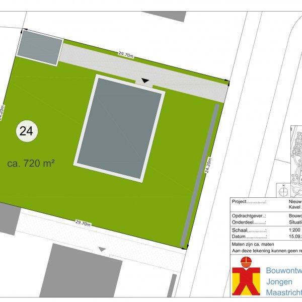 Nieuw Stalberg, fase 2, 15 bouwkavels, bouwnummer 24