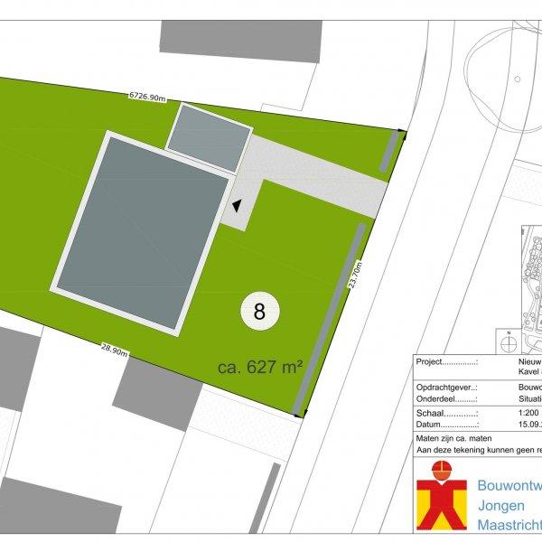 Nieuw Stalberg, fase 2, 15 bouwkavels, bouwnummer 8