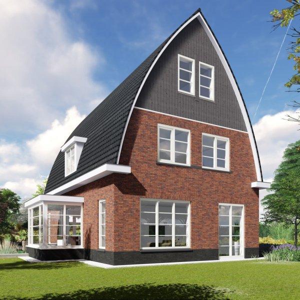 Geldersebaan/Plataanstraat - 4 bouwkavels, bouwnummer 4