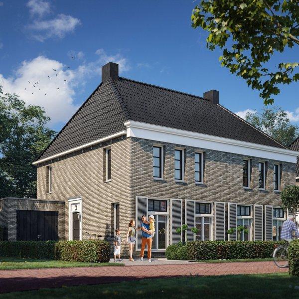 Nijstad - Tweekap, bouwnummer 4