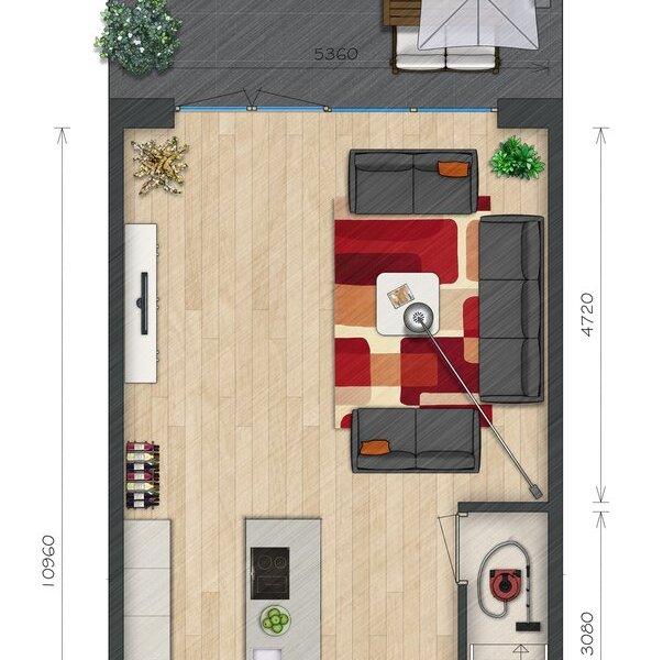 Helperkade - Stadsvilla's, bouwnummer 32