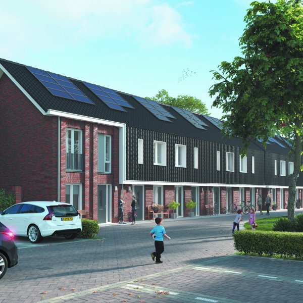 Hoek Hofwoningen, bouwnummer 58
