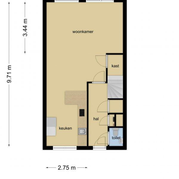 Haags Buiten, type Familiewoning, fase 1, bouwnummer