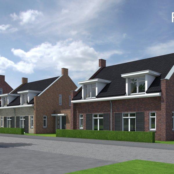 Tichellande semi-bungalows, bouwnummer 327
