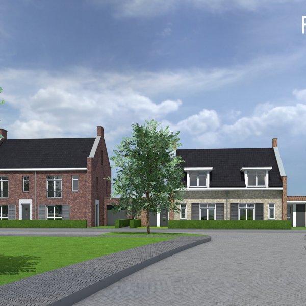 Tichellande semi-bungalows, bouwnummer 338
