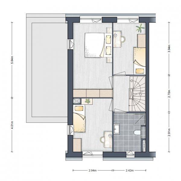 Smaragd, bouwnummer 301