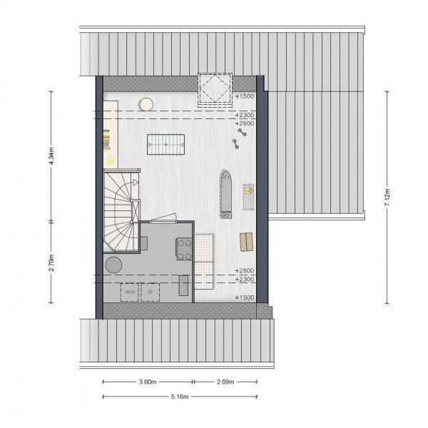 Saffier, bouwnummer 308