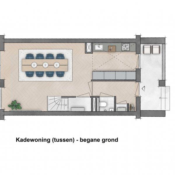 Westerwal - Kadewoningen, bouwnummer 11
