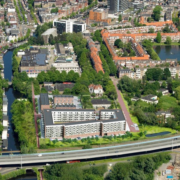 Westerwal - Hofwoningen, bouwnummer 1