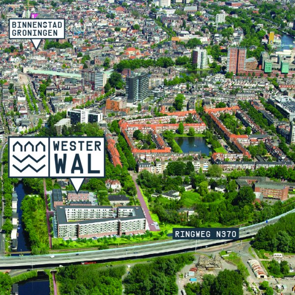 Westerwal - Hofwoningen, bouwnummer 2