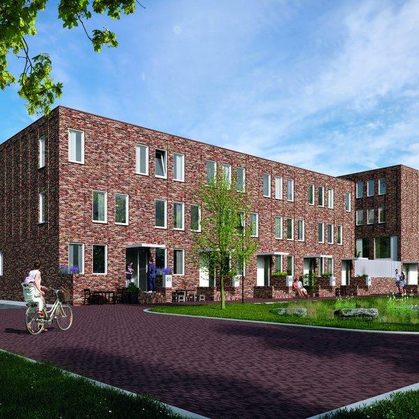 Westerwal - Hofwoningen, bouwnummer 3